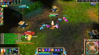 Bubblehawks Kayle: Supports can Deal Damage Too (hue hue hue)... Full Game Commentary
