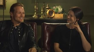 EXCLUSIVE: 'Outlander' Stars Spill Two Truths and a Lie about Their Childhood and Hidden Talents!