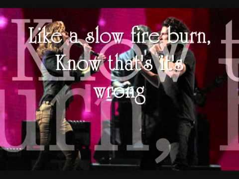 Matt Nathanson ft. Sugarland - Run [Lyrics On Screen]