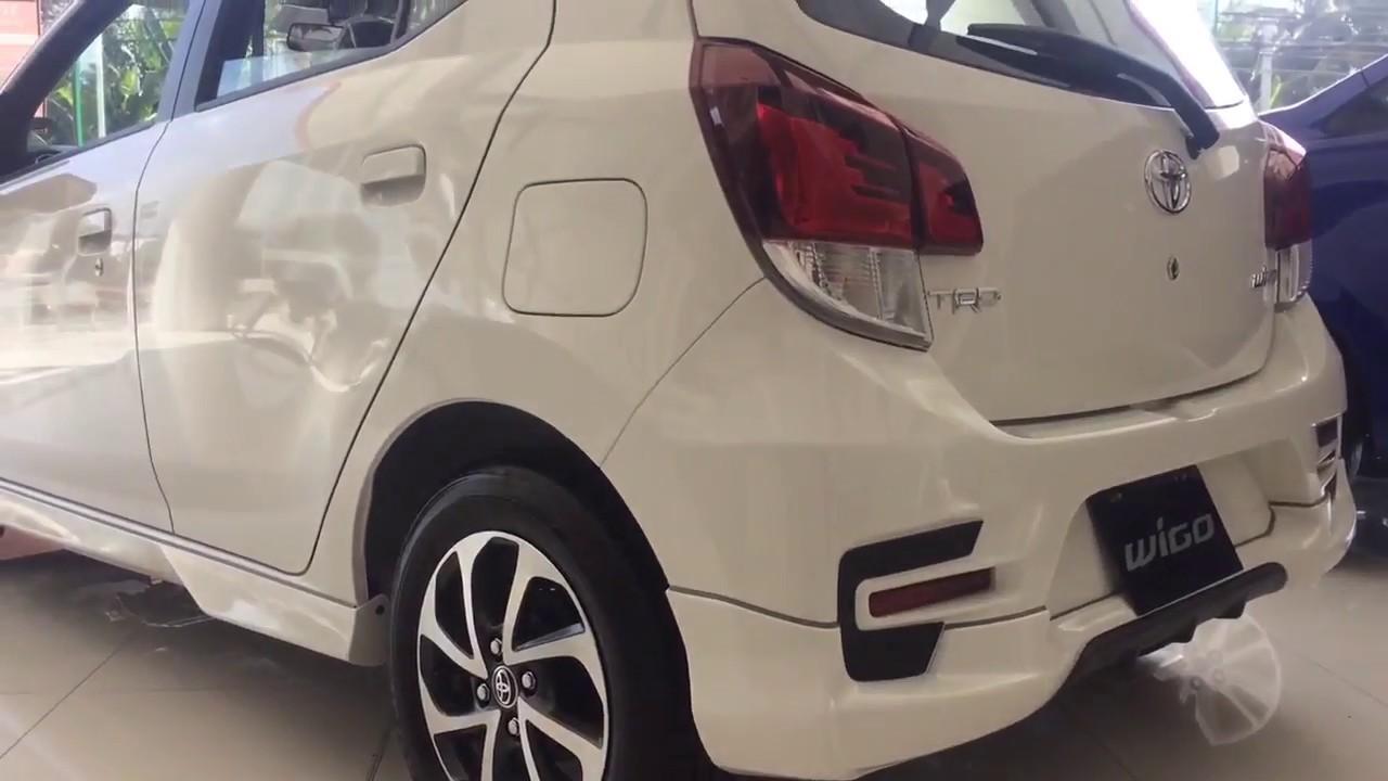 Toyota Wigo 2018 Trd Youtube