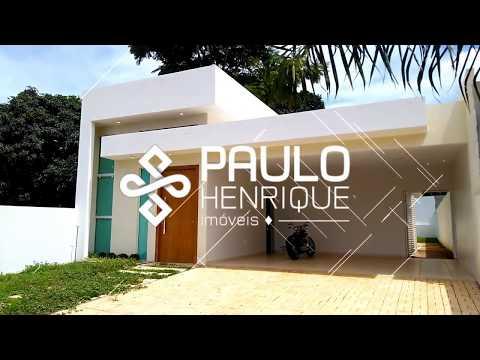 Casa Moderna Espetacular no Condomínio Harmonia - Sobradinho Brasília/DF