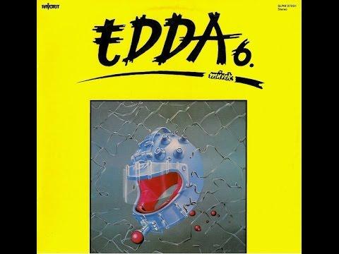 Edda Művek 6.  - teljes album - 1986 -  LP