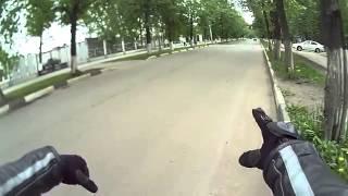 уроки вождения мотоцикла без мотоцикла