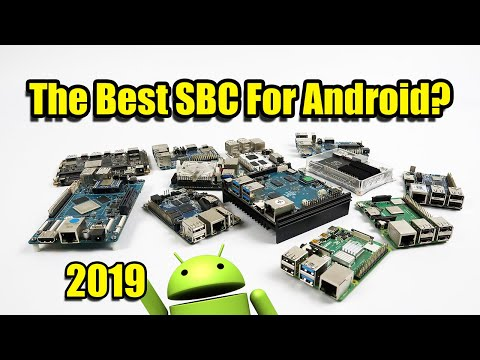 What's The Best Single Board Computer For Android?