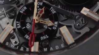 видео Наручные часы Hublot