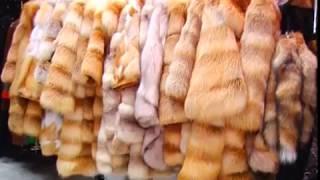 видео Магазины кожи и меха в Алматы