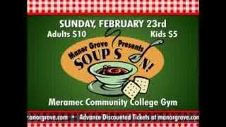 2014 Manor Grove Soup's On!