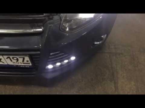 Автомобильная светодиодная лампа Philips Vision T10 для наружного .