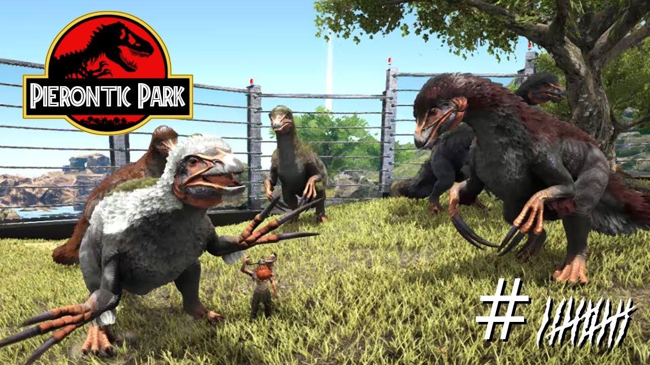 Ark therizinosaurus zähmen