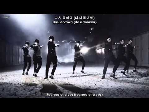 INFINITE - Come Back Again [Sub español + Hangul + Rom] + MP3 Download