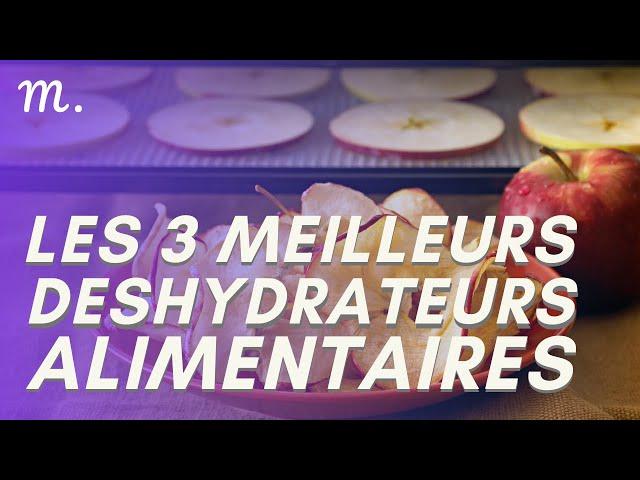 🥇TOP 3 DÉSHYDRATEUR ALIMENTAIRE (2020)