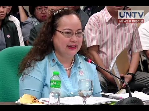 Commission on Appointments, hindi inaprubahan ang appointment ni Health Sec. Paulyn Ubial
