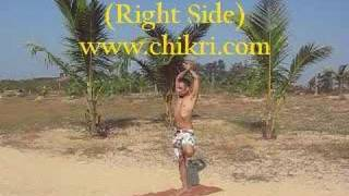 Neil Patel - Chi Kri Yoga - The Tree Sequence (side)