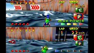 The Weekly Beating #7 - Wave Race 64 [GigaBoots]
