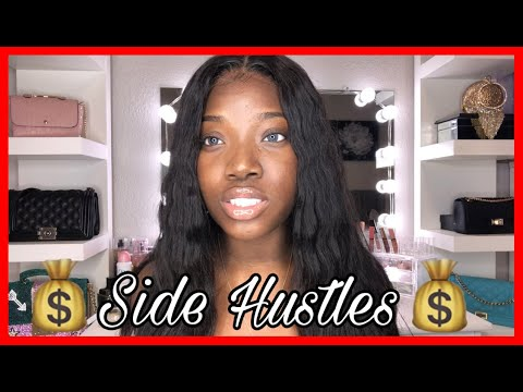 8 Side Hustle Ideas for 2020!!   Can Start Today With NO MONEY!!