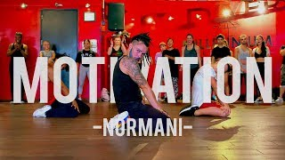 Normani - Motivation | Hamilton Evans Choreography