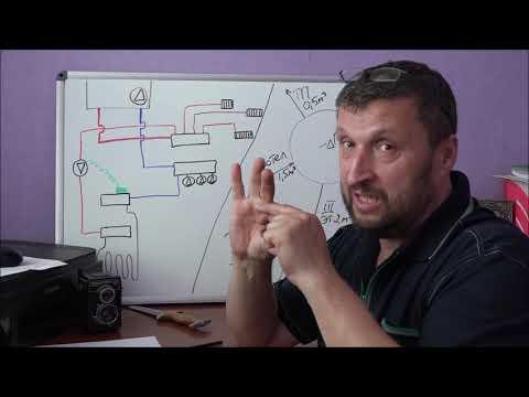 видео: Отопление дома. Сделали плохо. Разбираем причины.