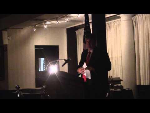 FULL VIDEO: Ray Dombrowski '76 Receives Acta Non Verba Award from USMMA Athletics
