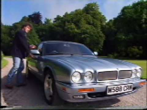 1994 Jaguar XJ review & road test **faulty sound**