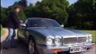 1994 Jaguar XJ review & road test **faulty sound**
