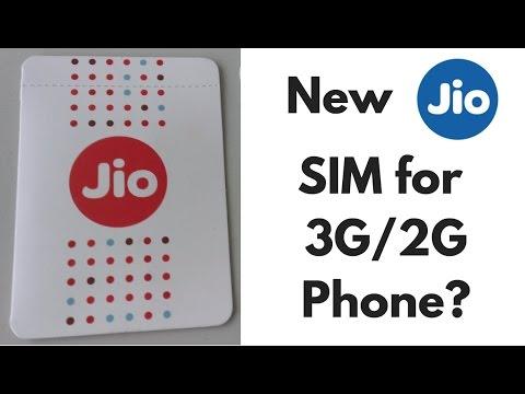 Upcoming 4G JIO SIM For 2G or 3G Phone #GTUTF Truth or False