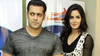 Salman Khan, Katrina Kaif On Indian Idol!