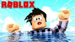JE VAIS ME NOYER ! | Roblox Flood Escape