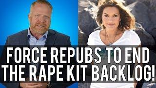 PLEASE!!! Help @Mariska Hargitay Convince Republican Leaders to #EndTheBackLog!