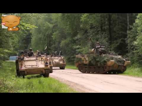 Austrian and Bulgarian Military Defend Town new