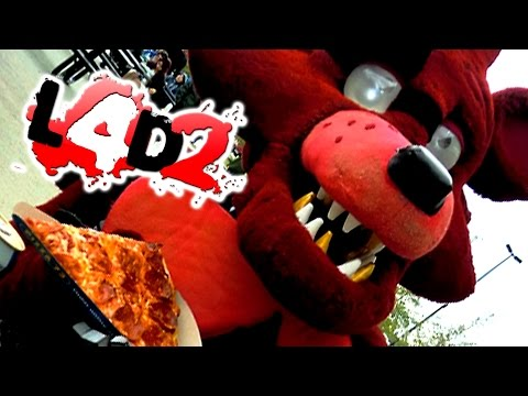 Foxy in the zombie apocalypse l4d five nights at freddy s mod left