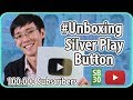 Unboxing Silver Play Button