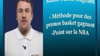 [Radio] Pronostic Basket : présentation d'un tipster et de sa méthode de paris !