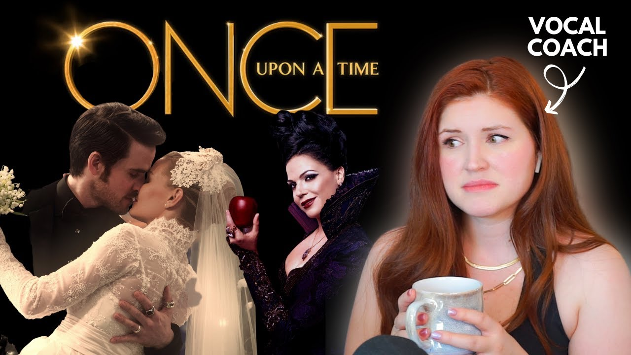 Download The ONCE UPON A TIME musical episode is bizarre