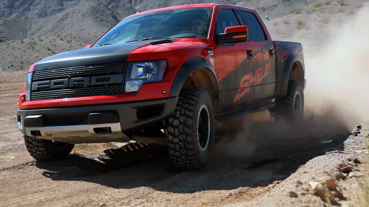 The One With The 2013 Shelby Ford F150 SVT Raptor  Worlds