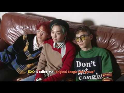 [첸백시] Hey Mama! 메이킹 모음 EXO-CBX