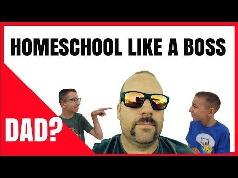 Dad Teaches Homeschool