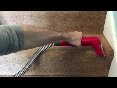 ML Luxury Cleaning: steps, carpet vacuum and cleaning