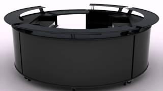 Portable Bars: Ff-pb09 - 360 Bar