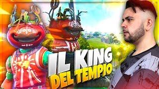 Fortnite : il King del Tempio Tomato 👑