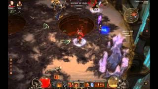 Diablo 3 - Inferno Izual kill (solo barbarian)