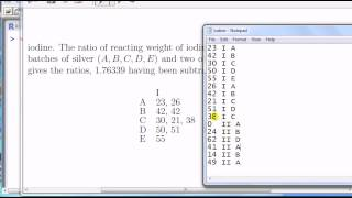 Statistik mit R: Wie erstelle Faktoren für unsymmetrische design ANOVA-Teil 1 von 2