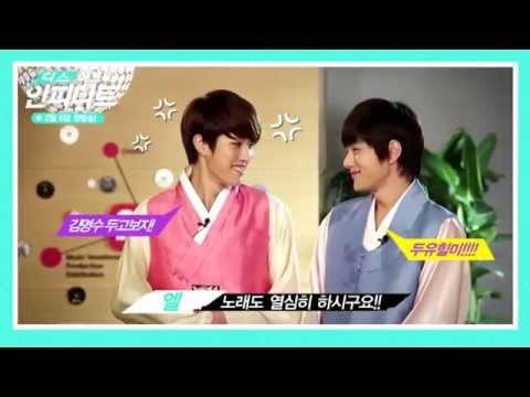 Myungyeol sweet moment part 2