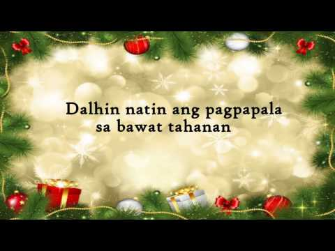 Kwento Ng Pasko (lyrics) ABS-CBN Christmas station
