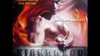 Kickboxer Soundtrack - Ancient Voices