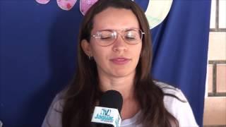 Samara fala da semana do Autismo e programação da caminha
