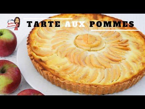 tarte-aux-pommes-dÉlicieuse-et-simple---belles-recettes