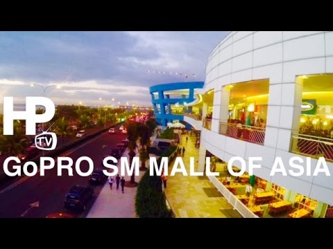 GoPRO SM Mall of Asia Walking Tour Overview Pasay City Manila Philippines by HourPhilippines.com