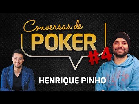 Conversas de Poker #4: Henrique Pinho | André Coimbra