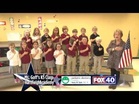 Hartfield Academy - Ms. Goff's K5 Class