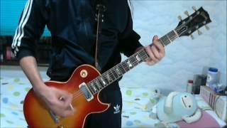 ヤバイTシャツ屋さんのZIKKAをギターで演奏してみた。